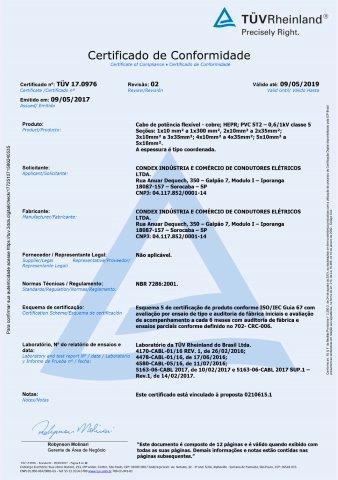 TUV 17.0976 HEPR Unipolar e Multipolar C5 rev. 2