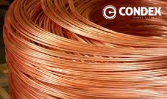 Fábrica de fios de cobre